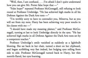 Peeves The Poltergeist Harry Potter Movie Harry witnessed professor