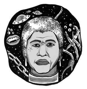 SCIFI CLASS 10: Octavia Butler's