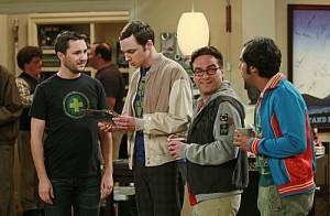 The Big Bang Theory 5x05: The Russian Rocket Reaction