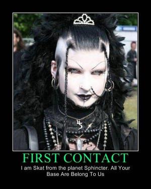 Funny Goth Memes