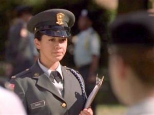 Cadet Kelly Titles Names Aimee Garcia Characters