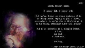 Death Quotes Ipad Wallpaper