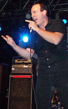 Greg Graffin i 2007