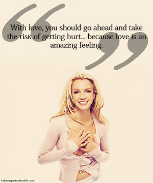 ... tags britney spears britney quotes graphics quotes inspirational love