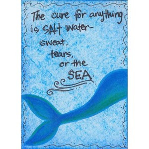 ATCsforALL - Gallery - ocean quotes