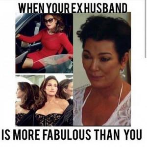 Kendall Jenner : Un meme su Caitlyn Jenner - Twitter | meltyBuzz