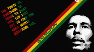 ... Bob Marley Quote HD Wallpaper from wallpaperbase.org , your wallpaper