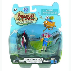 Фигурки Adventure Time Marceline and Finn Марселин и ...