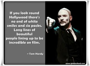 Tom Hardy Bronson Workout