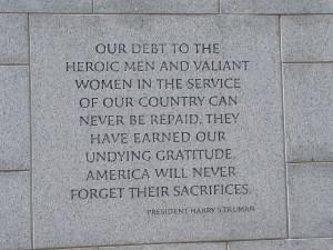 Second World War quote #2