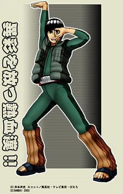 origin leaf village description guy sensei known simply as guy sensei ...