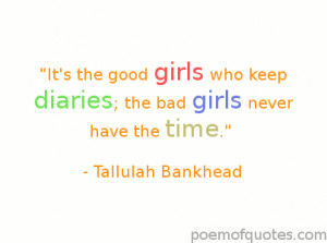 Hilarious Girl Quotations