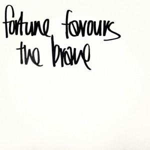 handwritten quote