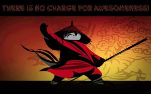 dialoges of kung fu panda