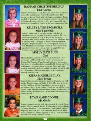 Elementary School Yearbook...