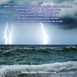 ... Quotes: Picture Of Great Thunder Blitz With Positive Quote Hanging On
