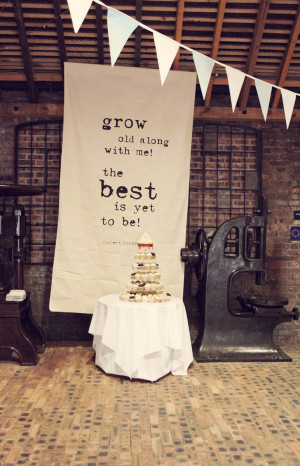 Gorgeous! And any wedding inspired by my all time favourite film is ...