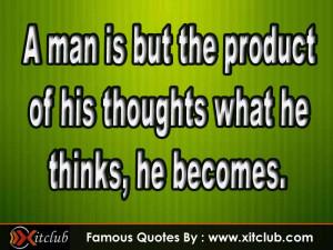Most Famous Quotes Mahatma...