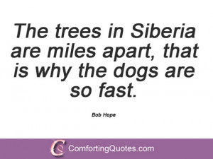 Bob Hope Sayings