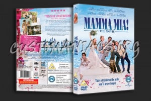 Mamma Mia The Movie Dvd Cover
