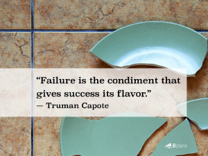 Financial Success Quotes Gives success its flavor.