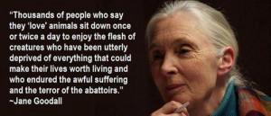 Jane Goodall Humanitarian