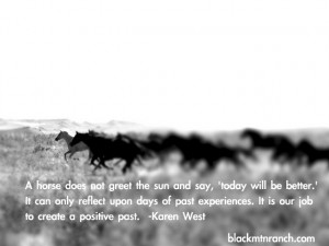 Quotes About Horses and Cowgirls http://blackmtnranch.com/creating ...