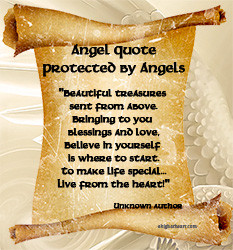 Guardian Angels Quotes Protection Protected by angels