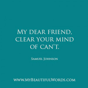 My Beautiful Words on Facebook.