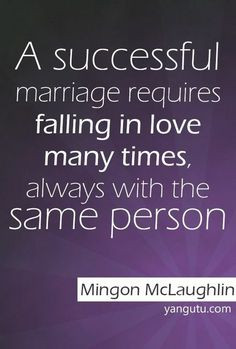 ... falling in love many times, always with the same person, ~ Mingon