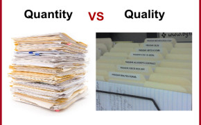Quality Of Your Work Versus Quantity Of Your Work