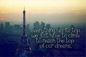 Eiffel Tower Quotes Tumblr