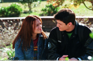 One Tree Hill Couples Haley and Nathan