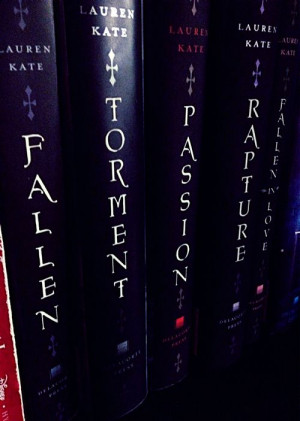 fallen - books