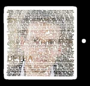 RhysK › Portfolio › John Green quotes-tee