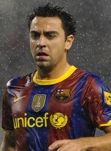 Xavi still battling injury