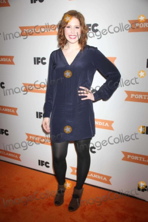 Vanessa Bayer Photo Vanessa Bayer Premiere of the Third Season Of