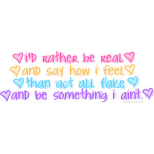 Girly Quotes And Sayings Tumblr ~ Girly Quotes(: - Polyvore
