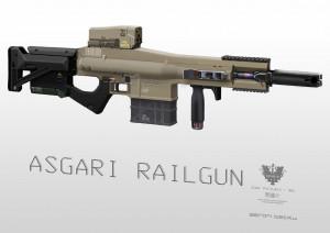 Elysium weapons