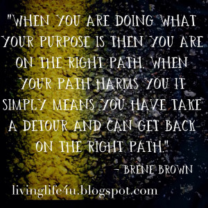 finding your purpose in life is something that we all strive for that ...