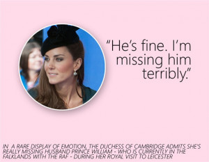 Kate Middleton's quote #3