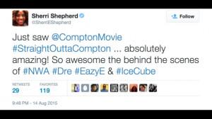 Sherri Shepherd