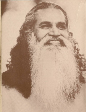 BY SWAMI SATCHIDANANDA, MASTER OF SWAMI SATCHIDANAND
