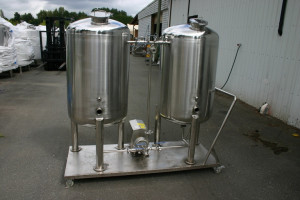 Keg washer Clean In Place