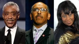 Sleep Talker Loni Love Sharpton And Michael Steele Don