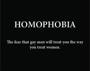 funny quotes, homophobia