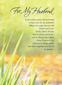 Fathers Day Quotes Messages For Husband ~ For Andy on Pinterest | 58 ...