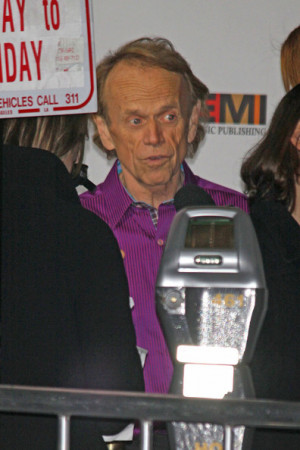 Al Jardine Al Jardine of The Beach Boys at an EMI Grammy afterparty at