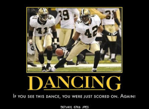 Who Dat Nation Has a New Reason to Celebrate!!