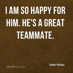 AM so Happy Quotes